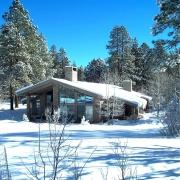 Contemporary Mountain Home