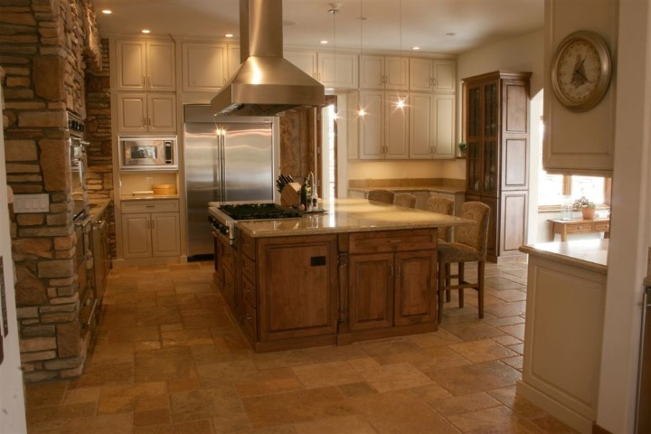 Kitchen design and build contractor in durango colorado for Kitchen setup