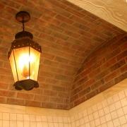 barrel vault-ceiling