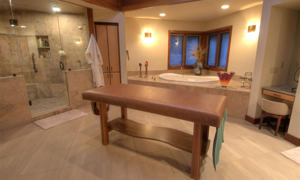 Bathroom Design and Build Contractor in Durango, Colorado.