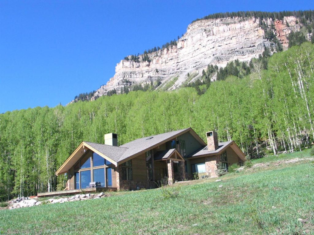Contemporary Mountain