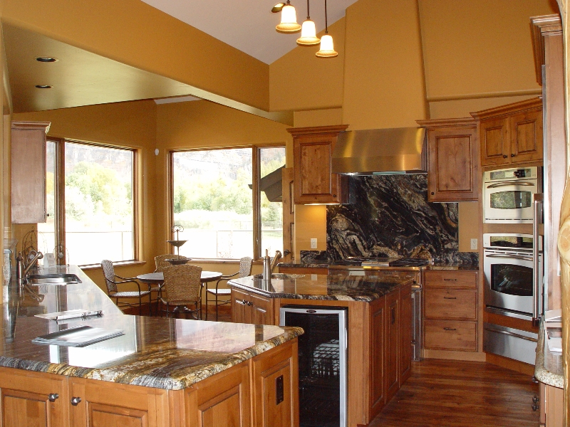 Kitchen Design And Build Contractor In Durango Colorado