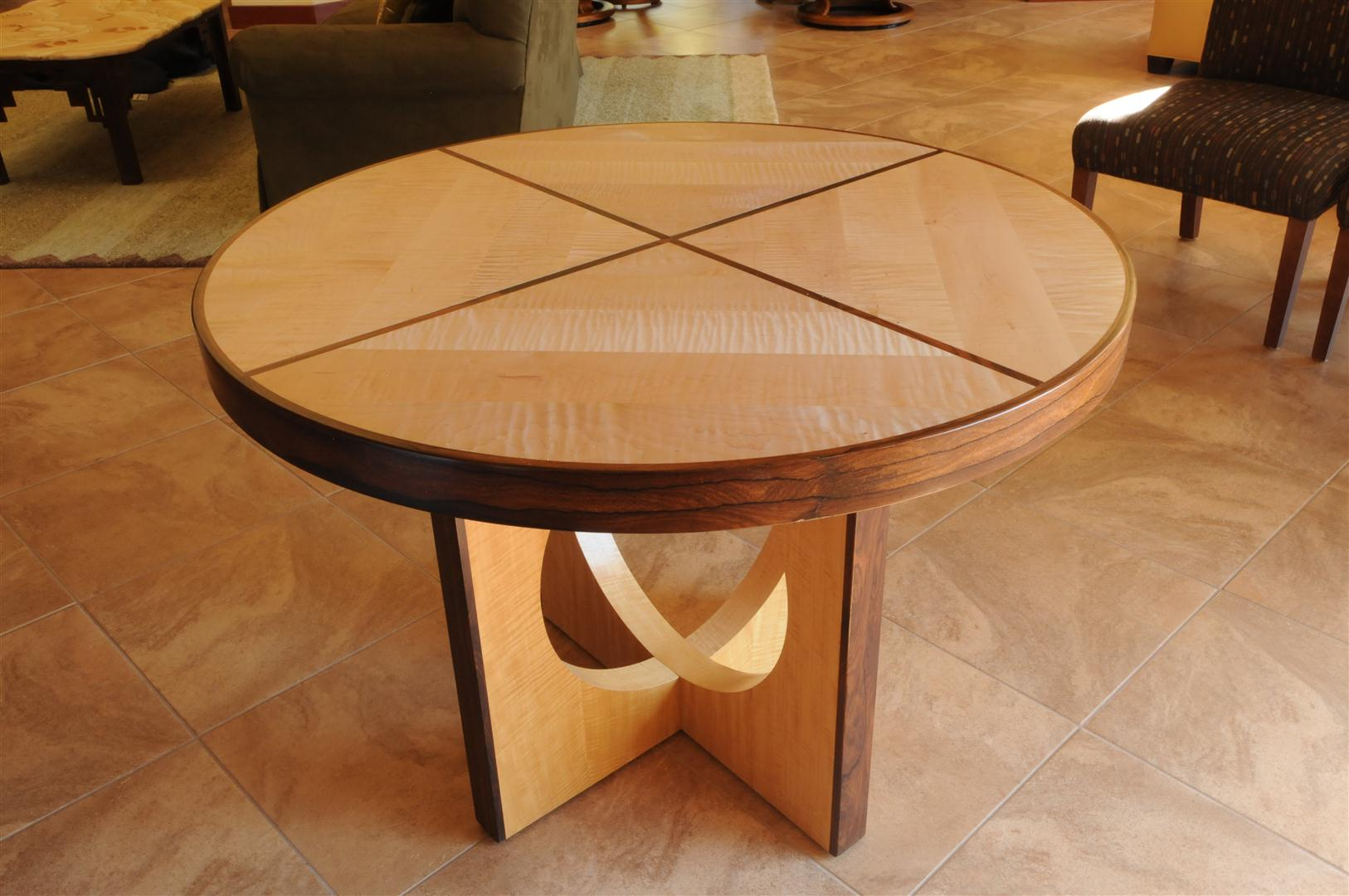 Custom Designed Card Table