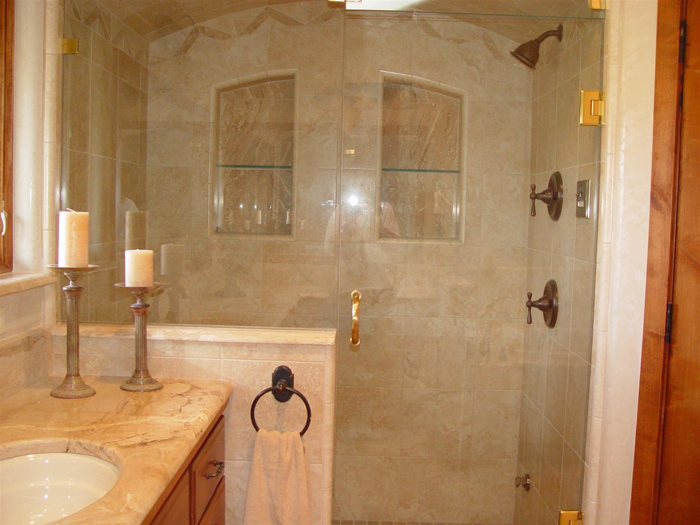 Kitchen design and build contractor in durango colorado for Bathroom ideas earth tones