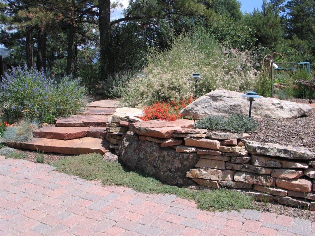 Rock Landscape Walls